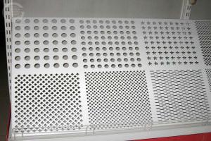 铝单板冲孔图案