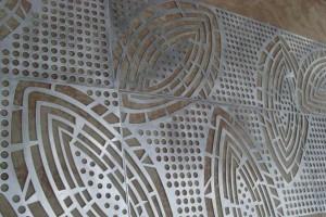 雕刻铝单板花纹