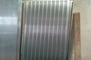 条形冲孔铝单板