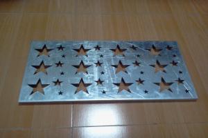 星型冲孔铝单板