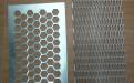 六角形冲孔外墙铝单板