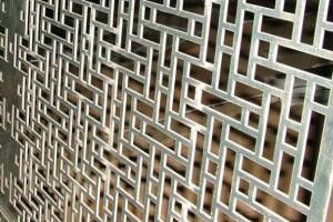 超厚雕刻镂空铝单板