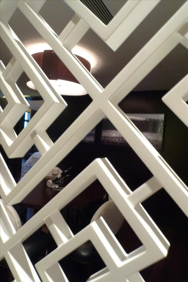 酒店/会所_冲切拉伸_幕墙铝单板_吊顶铝单板_铝方通_陶瓷/烤瓷铝板