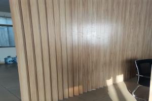 折角波浪形幕墙铝型材