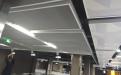 停车场吊顶铝拉网板
