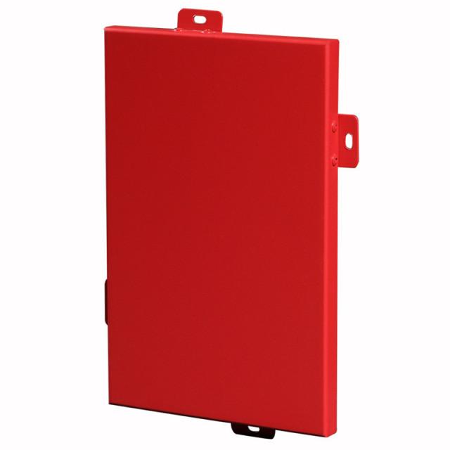 中国红铝单板