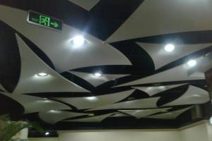 三角形吊顶铝单板