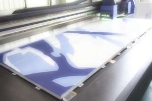 铝单板激光喷绘