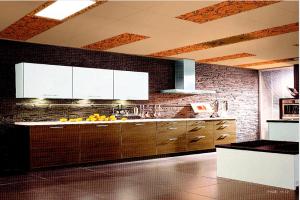家装厨房铝扣板