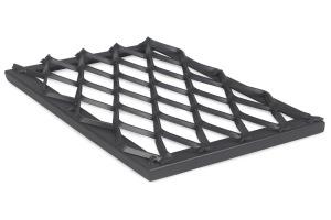 黑色铝拉网板