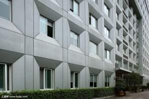 凹凸造型外墙铝单板