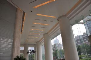 大堂吊顶平面铝天花板