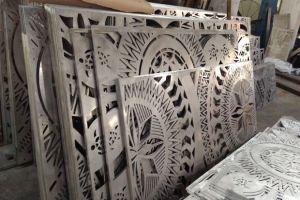 雕刻铝板坯料