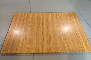 木纹铝扣板