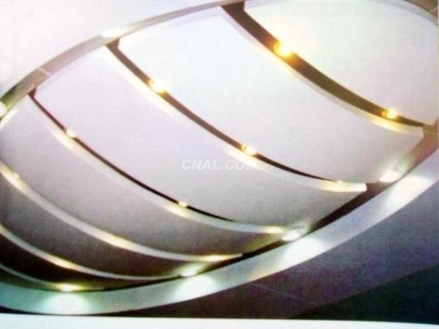 球形铝单板吊顶