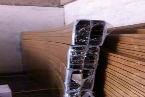 拉弯木纹型材铝方管