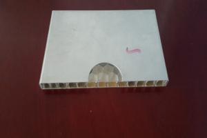 复合铝蜂窝板