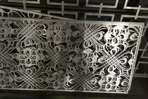 欧式镂空铝单板