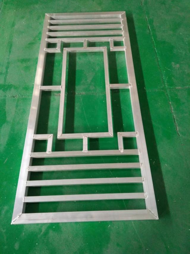 中式古风铝窗花