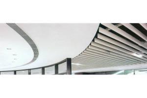 铝方通环形安装方式