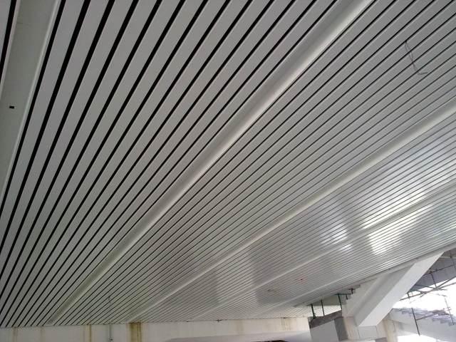 铝方通吊顶