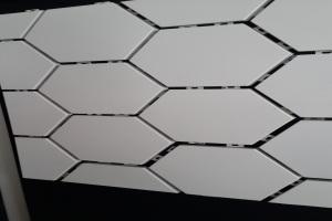 六角形铝单板
