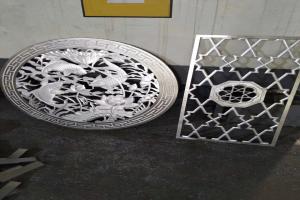 浮雕铝单板