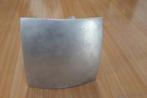 球面双曲铝单板正面图