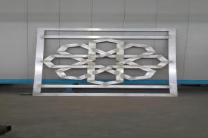 型材铝窗花