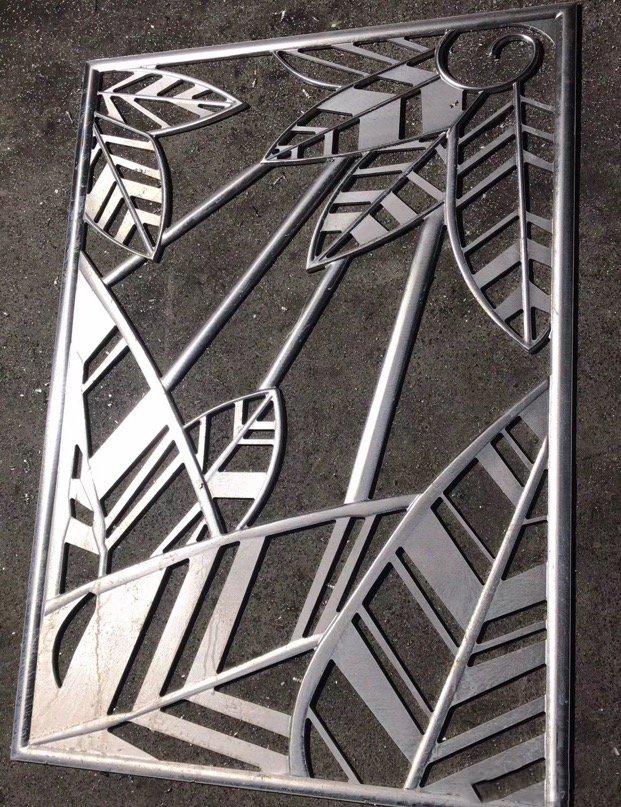 压铸镂空铝窗花