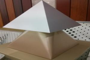 金字塔造型铝单板