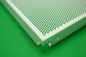 冲孔勾搭铝单板