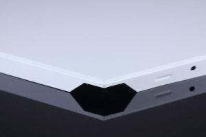 铝扣板折边细节