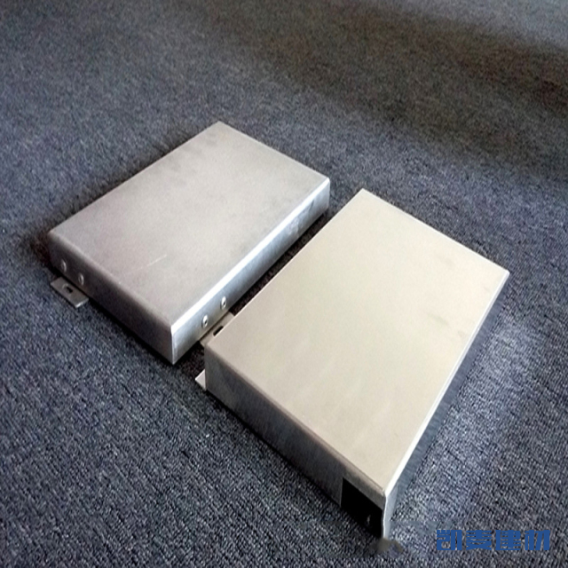 外墙铝单板和勾搭铝单板