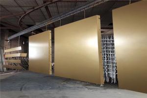 金色铝单板