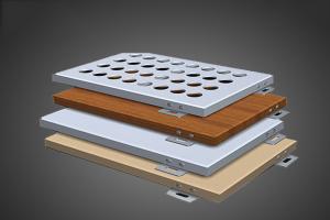 常规四种铝单板