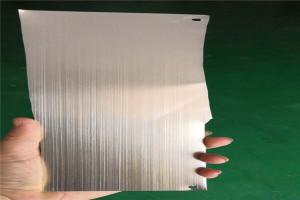 原色长拉丝氧化铝板