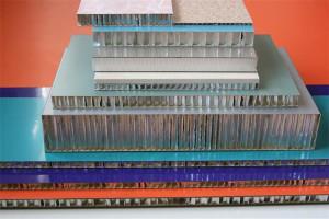 100mm超厚铝蜂窝板