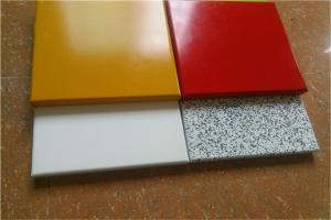 氟碳铝单板和石纹铝单板