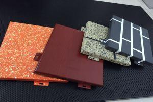 热转印纹理铝单板