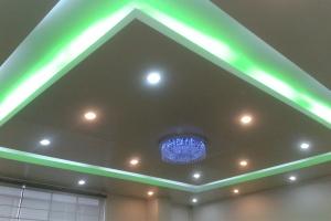 灯槽铝单板吊顶
