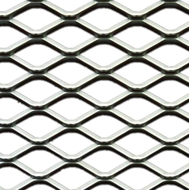 鋁拉網板芯成品
