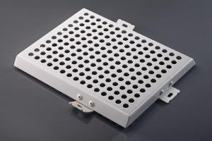 10mm圆孔铝单板