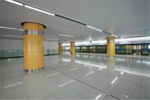 地铁包柱铝单板
