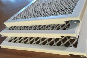 吊顶拉网勾搭铝单板