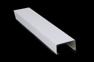 白色U型铝方通