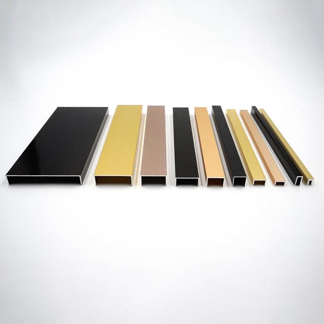 高光_装饰铝型材,铝合金管材,阴阳边角线-产品分类