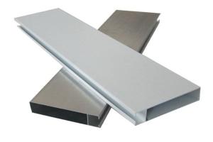 U槽铝方通型材