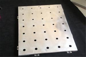 3mm直径冲孔铝单板