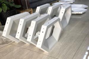 六边形镂空铝单板